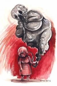 Illustratie door VDP