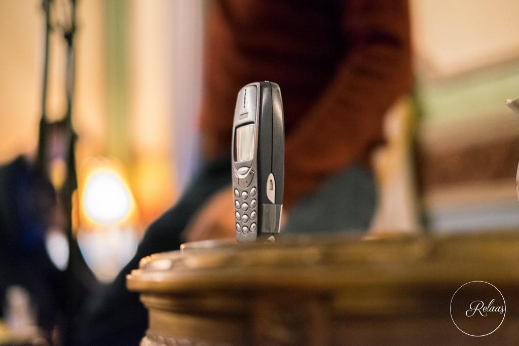 De Nokia van Parcifal