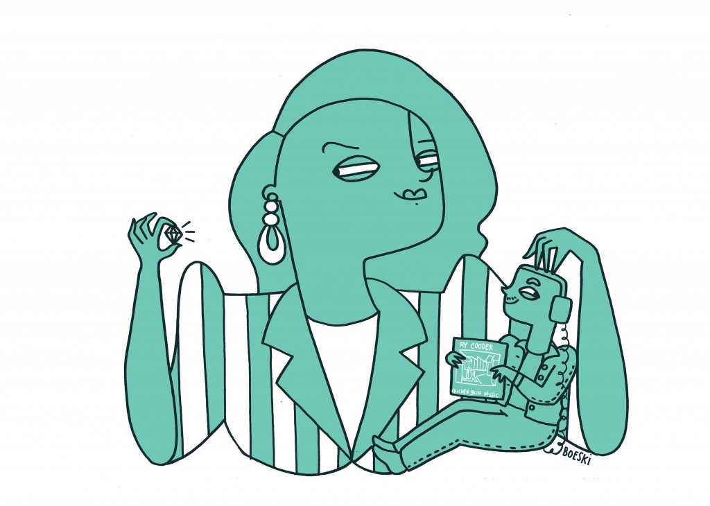 Illustratie door Barbara Van Ransbeeck