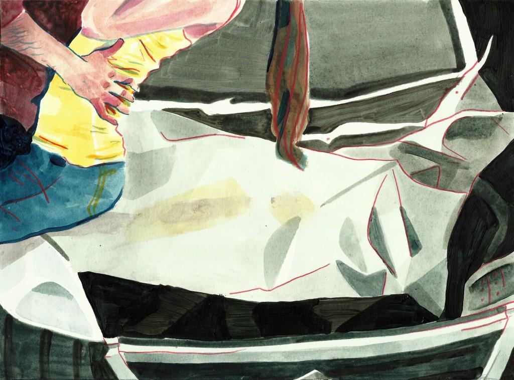 Illustratie door Rani De Prée